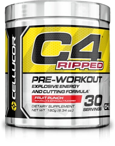 NutriFit Cleveland - Cellucor C4 Ripped