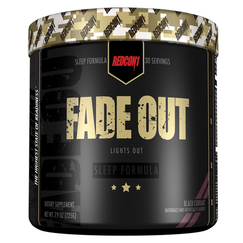 NutriFit Cleveland - Redcon1 Fade Out