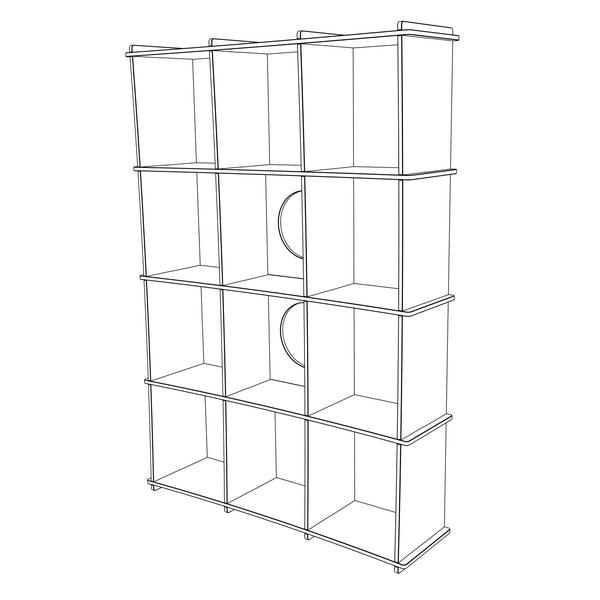 LP Shelf 110x160