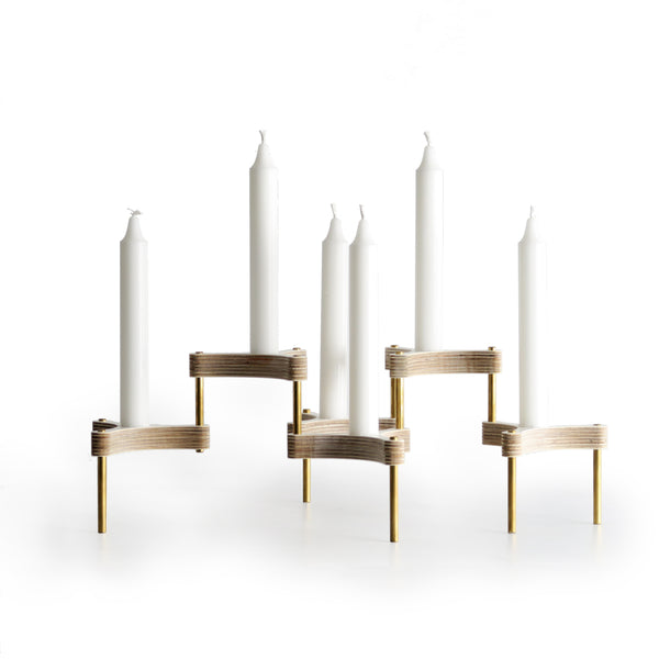Connect Candle Holder