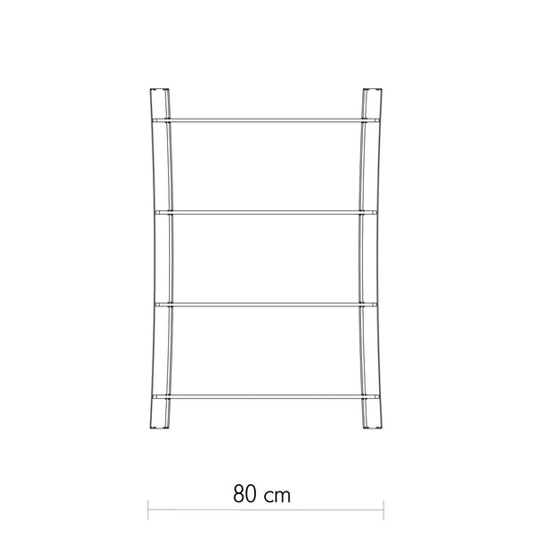 Slat Shelf 120 Wide