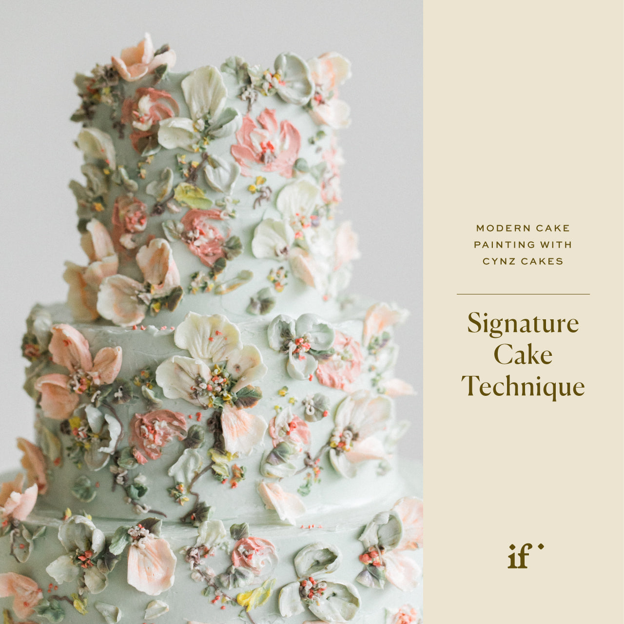 Sale: Signature Cake Technique with Cynz Cakes