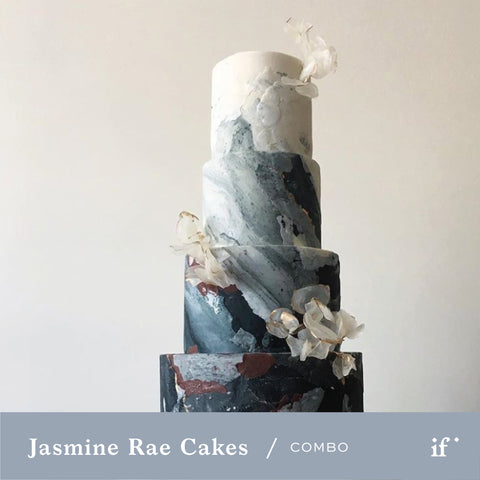 Jasmine Rae Cakes: The Art of Cake Decorating with Texture (ROP)