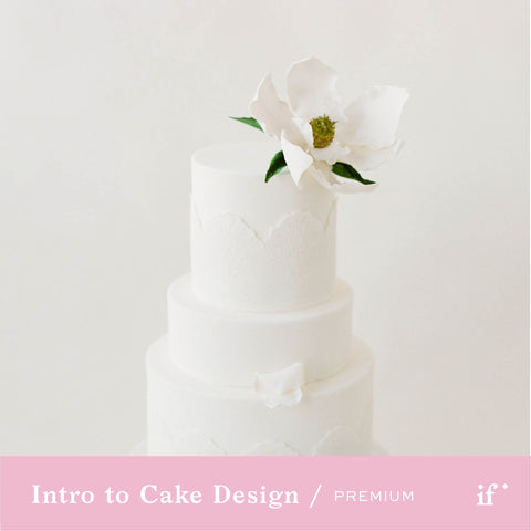 Intro to Cake Design with Jenna Rae Cakes