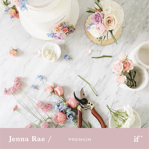 From Assembly to Decorating with Jenna Rae Cakes