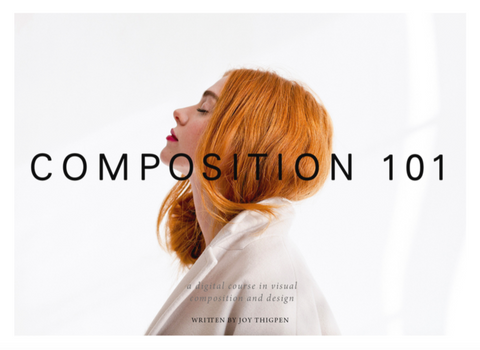 Composition 101 with Joy Thigpen (RPP) - 3 payments of $99