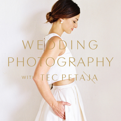 Payment Plan: Wedding Photography with Tec Petaja