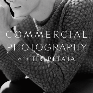 Sale Payment Plan: Commercial Photography with Tec Petaja- 5 Monthly Payments of $99