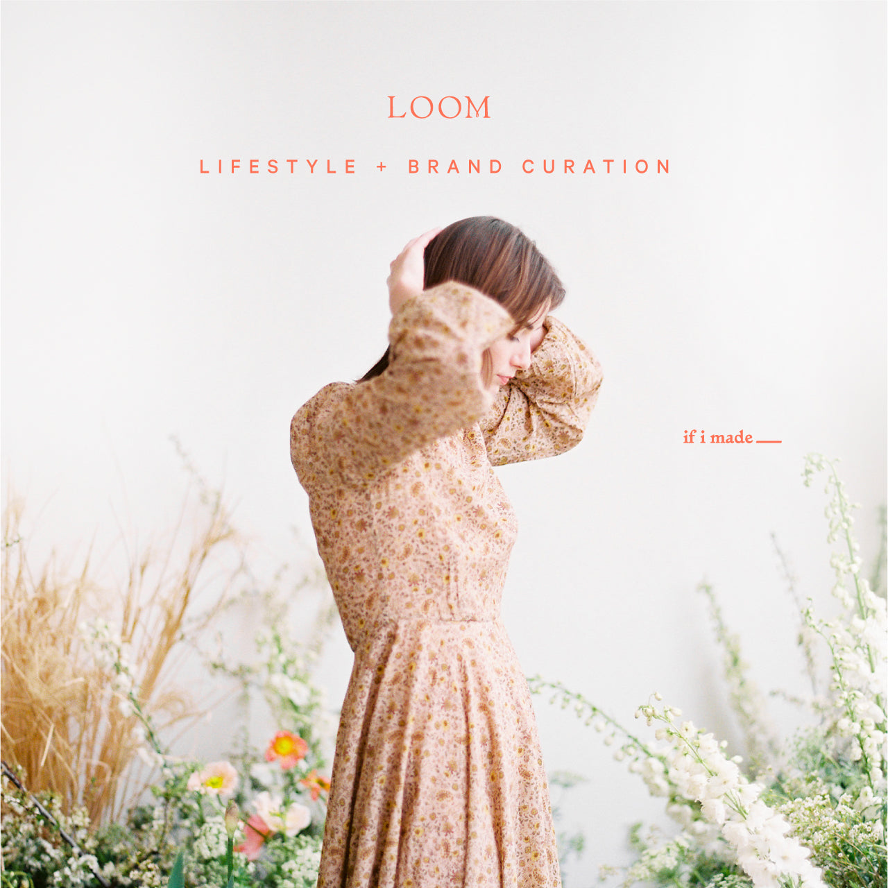 Retail Payment Plan: Loom: Lifestyle and Brand Curation with Ginny Au - 6 payments of $165
