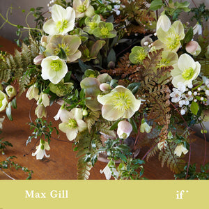 Unexpected Floral Color Palettes with Max Gill