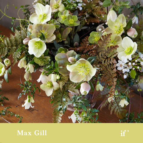 Unexpected Floral Color Palettes with Max Gill (ROP)