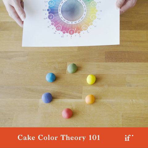 Cake Color Theory 101 with Jasmine Rae Cakes