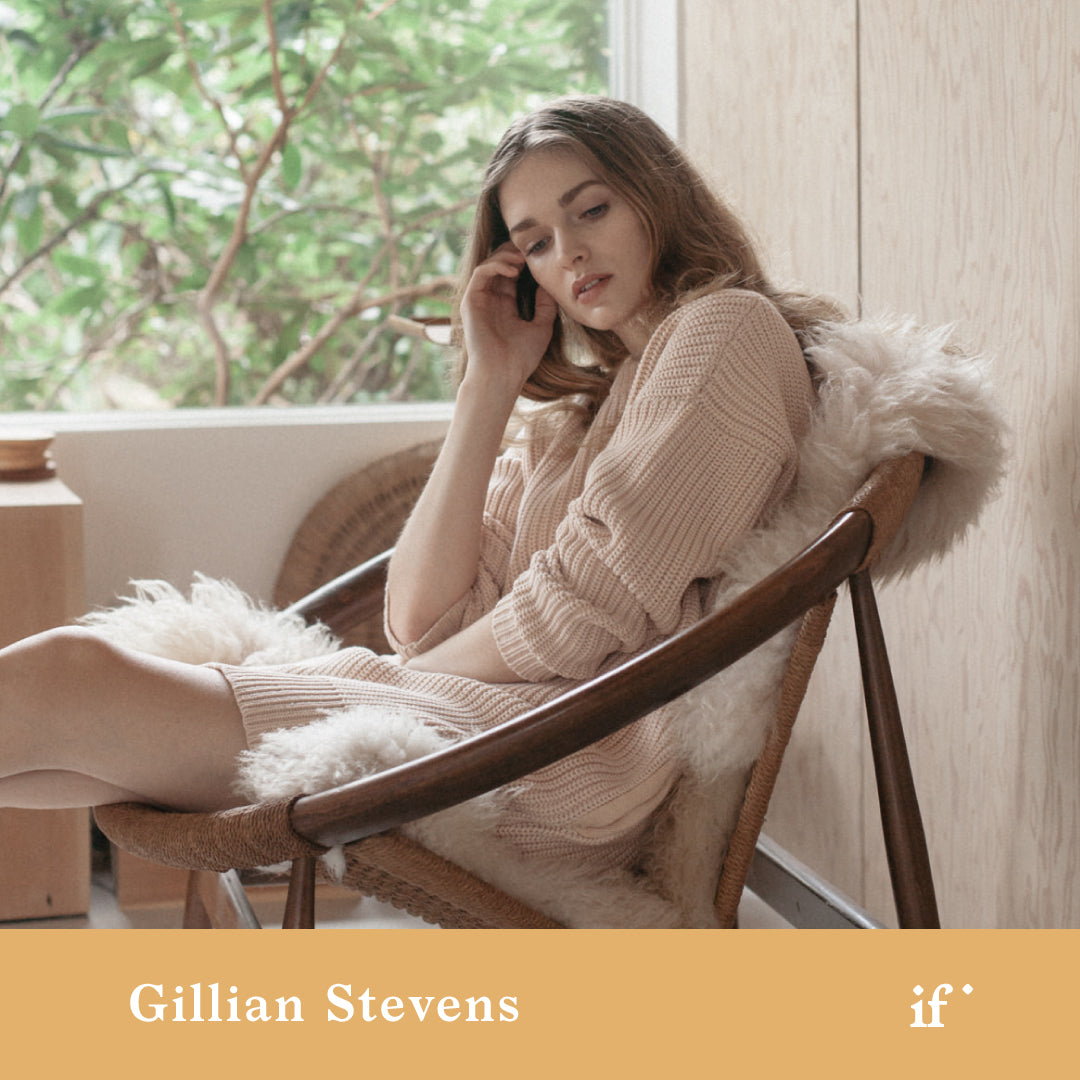 Shooting Lifestyle & Editorial Brands with Gillian Stevens