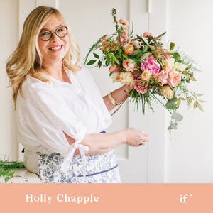 Pricing Talk + LIVE Bouquet Demo with Holly Chapple