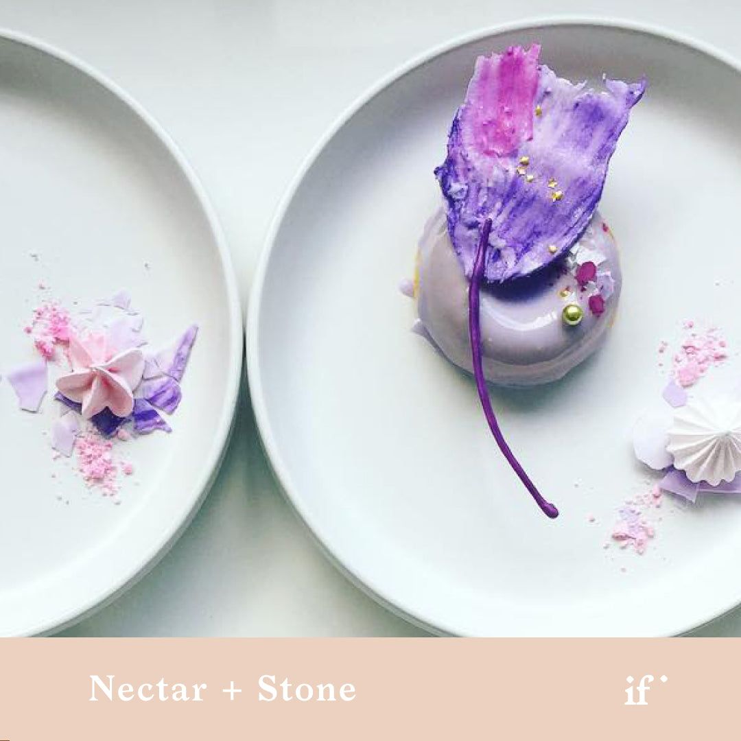 Painting with Buttercream and Sugar Flowers with Nectar and Stone