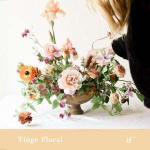 Floral 101 with Tinge Floral (ROP)