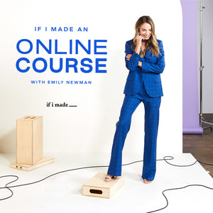 Retail Payment Plan: If I Made an Online Course - 23 Payments of $99