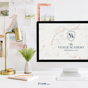 Retail Payment Plan: The Venue Academy with Lindsay Lucas - 4 Monthly Payments of $1375