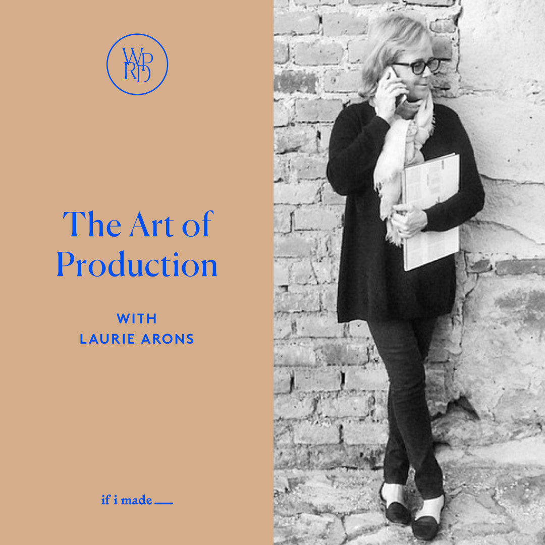 What Planners Really Do — The Art of Production with Laurie Arons