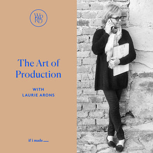 What Planners Really Do — The Art of Production with Laurie Arons (ROP)