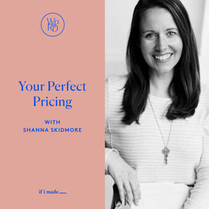 What Planners Really Do — Your Perfect Pricing with Shanna Skidmore