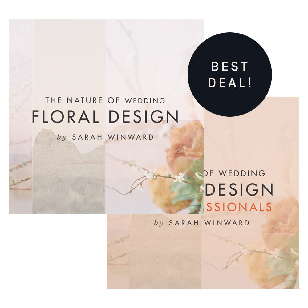 Retail Payment Plan: The Nature of Wedding Floral Design + For Professionals Add On by Sarah Winward - 6 payments of $225