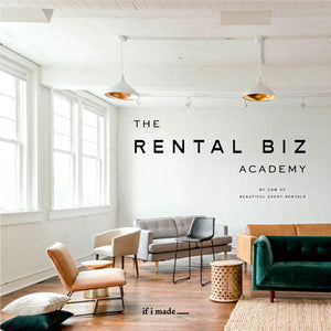 Sale Payment Plan: The Rental Biz Academy - 16 payments of $99