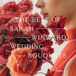Retail Payment Plan: The Best of Sarah Winward: Wedding Bouquets
