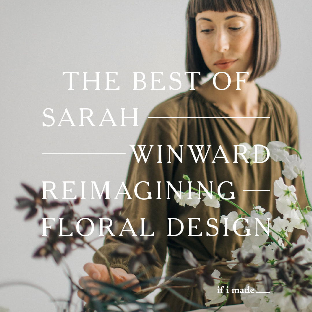 Retail Payment Plan: The Best of Sarah Winward: Reimagining Floral Design - 6 payments of $105
