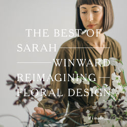 Retail Payment Plan: The Best of Sarah Winward: Reimagining Floral Design