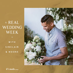 Payment Plan: A Real Wedding Week with Sinclair & Moore