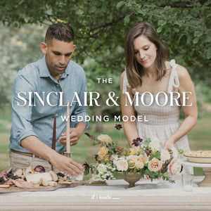 The Sinclair & Moore Wedding Model Trial