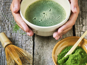 Ti mostriamo come preparare il tè Matcha in questo post del blog Matcha Magic.