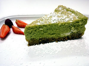 Recette de Matcha: Matcha Magic Cheesecake Matcha Online Shop