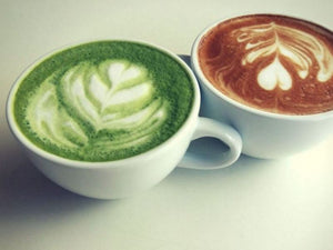 Matcha vs. Coffee - Il tè Matcha è un'alternativa al post del blog sul caffè.