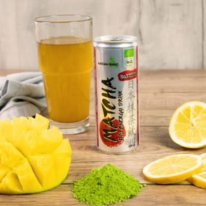 Matcha Energy Drink von Matcha Magic