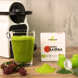 Matcha Caps Nespresso kompatibel von Matcha Magic