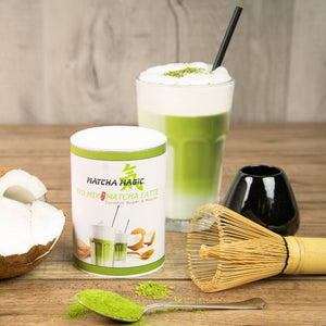 Matcha Latte Ready Mix de Macha Magic: de preparació ràpida i senzilla