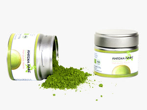 Matcha Samurai aus dem Matcha Magic Onlineshop