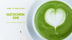 Poukážka Matcha Magic