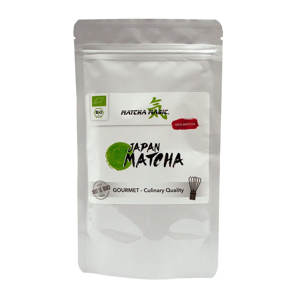 Matcha Gourmet 100g von Matcha Magic 100% Bio