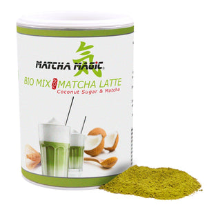 Matcha Latte Mix 200g bundža no MatchaMagic
