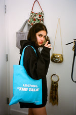 """The Talk"" Tote"