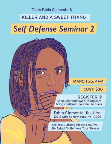 Self-Defense Seminar 2