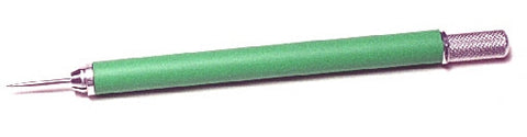 No. 604 Green Soft Grip Handle Weeding Tool