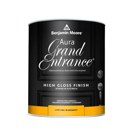 Benjamin Moore Grand Entrance High Gloss