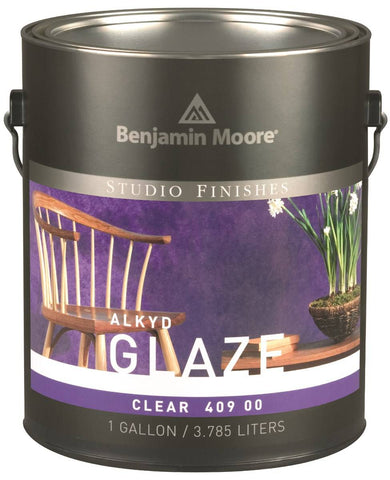 Benjamin Moore Studio Finishes Alkyd Glaze 409-00 Gallon