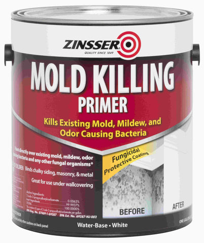 Zinsser Mold Killing Primer Gallon 276049