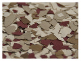 "Chipflakes 1/4"" Mixed Color Decorative Chips 1LB Bags"