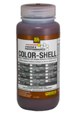 Seal-Krete High Performance Color Shell UV-Stable Concrete Stain (100 VOC)